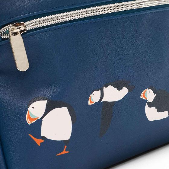 RSPB Puffin sling bag product photo Front View - additional image 1 L