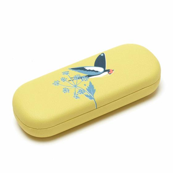 RSPB Swallows glasses case product photo