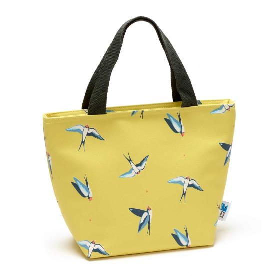 RSPB Swallows insulated lunch bag product photo