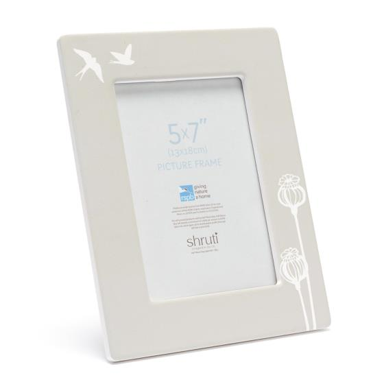 RSPB Swallows photo frame product photo Side View -  - additional image 3 L