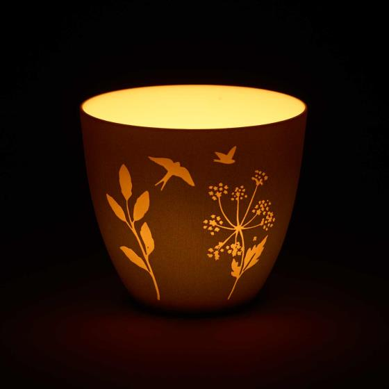 RSPB Swallows votive product photo Side View -  - additional image 3 L