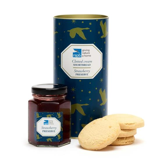 Shortbread and jam gift set product photo Default L