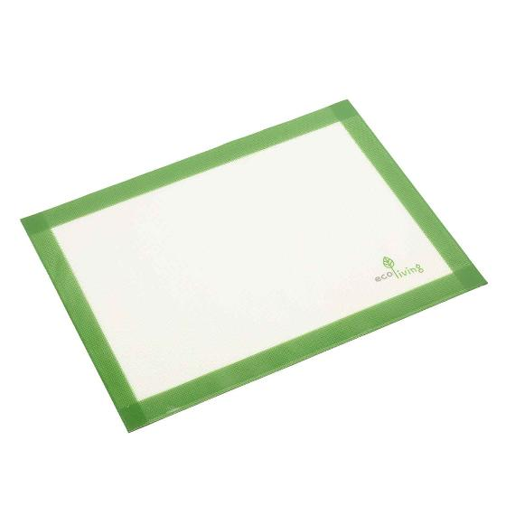 Silicone baking mat oven liner product photo Front View - additional image 1 L