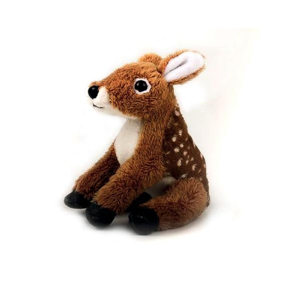 Fallow deer cuddly toy, eco product photo Default L