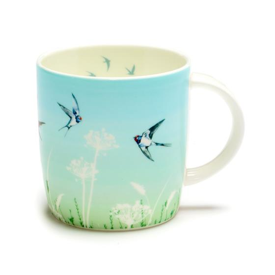 Summer haze mug green product photo