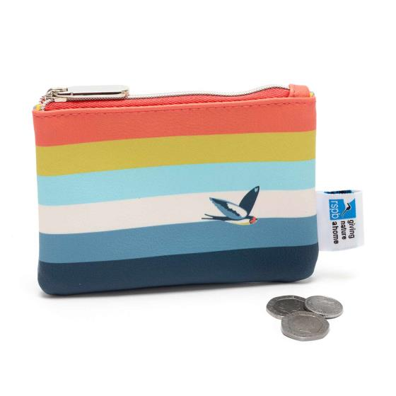 Coin purse, swallow design product photo Default L