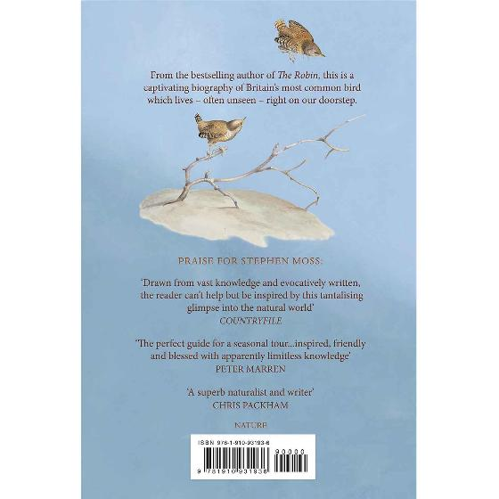 The Wren: A biography by Stephen Moss product photo Back View -  - additional image 2 L
