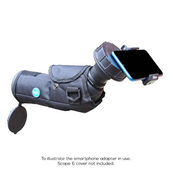 Viking universal smartphone adapter for optics product photo Side View -  - additional image 3 L