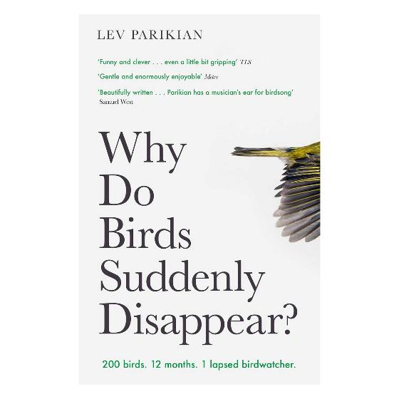 Why Do Birds Suddenly Disappear? product photo Default L