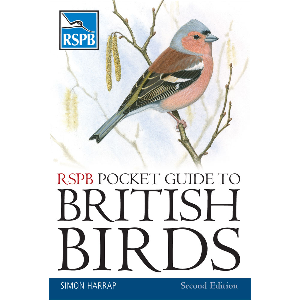 RSPB Pocket Guide to British Birds, 2nd Edition product photo
