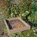 RSPB Woodlook hanging bird table product photo Back View -  - additional image 2 T