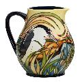 Moorcroft jug, Night Herons product photo Side View -  - additional image 3 T