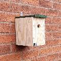 RSPB Multi-species nest box product photo Side View -  - additional image 3 T