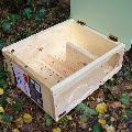RSPB Silhouette hedgehog home product photo Side View -  - additional image 3 T