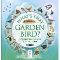 What's that garden bird?: Birdspotting Wheel and Guide Book product photo