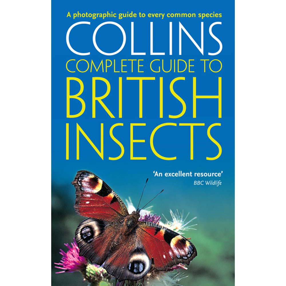 Collins Complete Guide to British Insects product photo