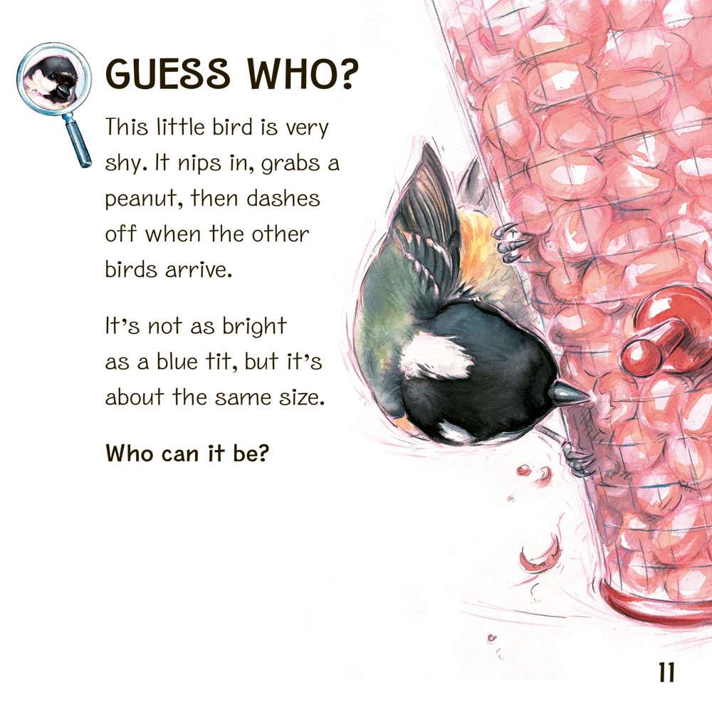 My First Book of Garden Birds product photo Back View -  - additional image 2 L