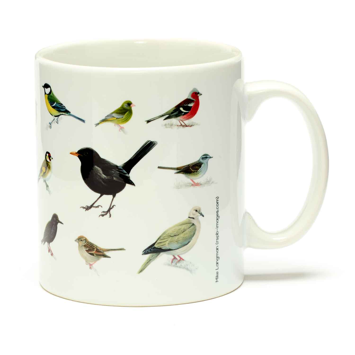Big Garden Birdwatch mug 2021 product photo Side View -  - additional image 3 L